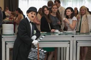 Фото 2. Легендарный Чарли Чаплин